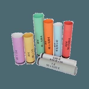 PAPER TUBES FOR CS 50