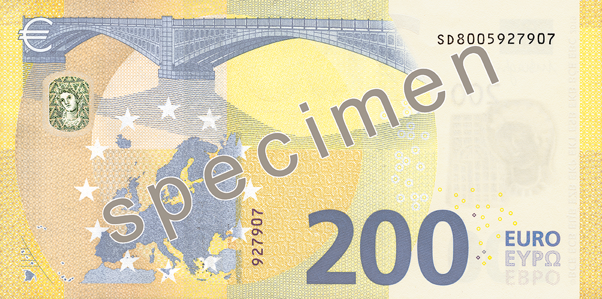 New EURO2 200€
